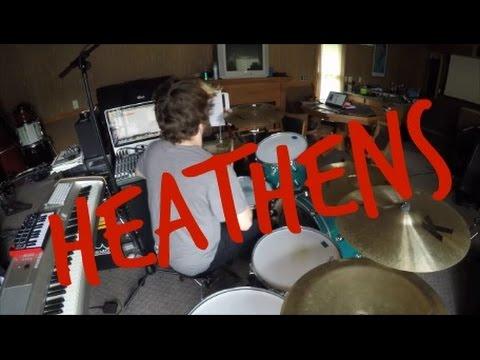 Heathens [Twenty One Pilots] HD Drum Cover