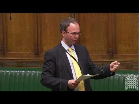 Gavin Barwell MP speaks about scrap metal law reform