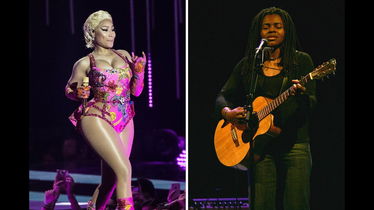 Nicki Minaj pays Tracy Chapman $450000 to avoid copyright suit
