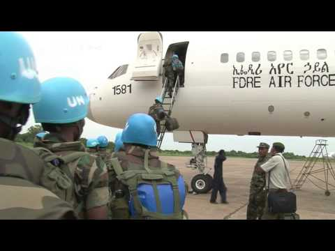Ethiopia Deploys Troops to South Sudan to protect Civilians