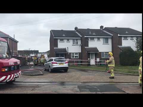 Car Fire With LPG Cylinder In Newport | Isle of Wight Radio