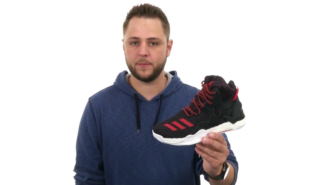 7805448256e adidas Kids D Rose 7 (Big Kid) SKU 8718420 - YouTube