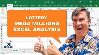MegaMillions Lottery - 453 - Learn Excel from MrExcel Podcast