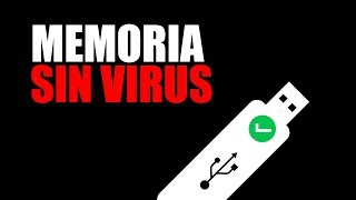 Protege tu memoria USB de los virus en Windows