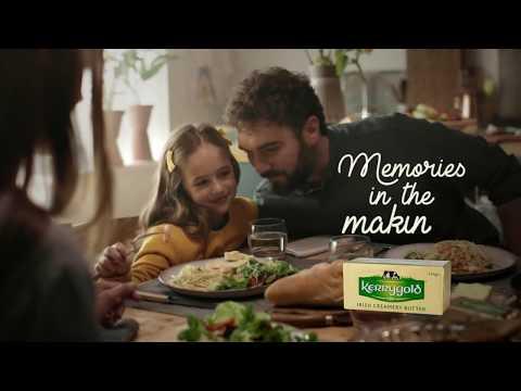 2017 Kerrygold Memories in the Making TV Advert