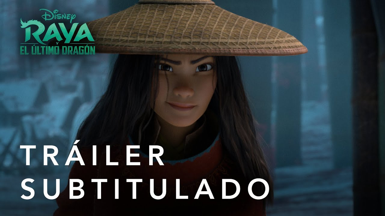 Raya y El Último Dragón – Tráiler Oficial Subtitulado | Disney+