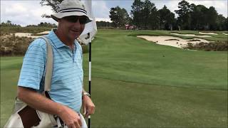 Gil Hanse records ace on The Cradle at Pinehurst