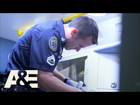 Nightwatch: Medics Save Man Who Stopped Breathing (S1 Flashback) | A&E