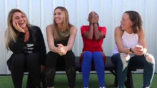 Not Your Average World Cup Interview w/ Mal Pugh & Crystal Dunn