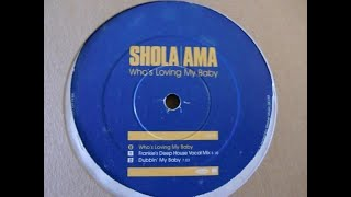 Shola Ama-Who