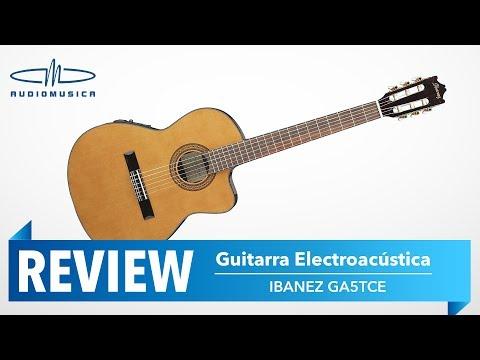 REVIEW / GUITARRA ELECTROACÚSTICA IBANEZ GA5TCE