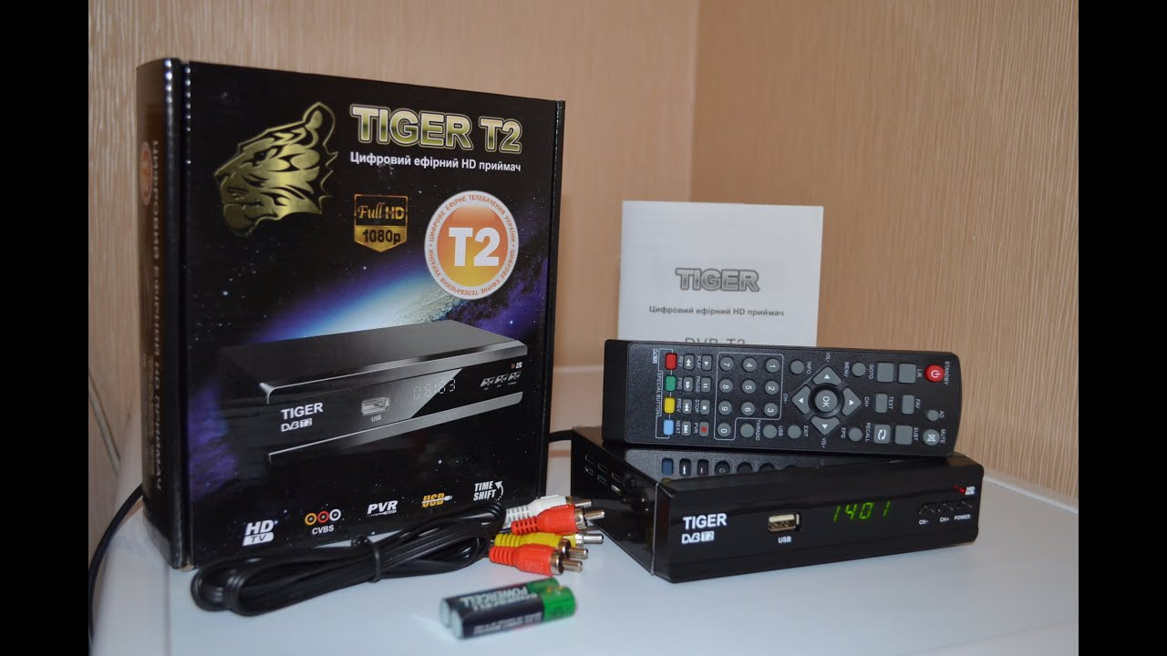 T2 Новинка! Тюнер (ресивер) Т2 World Vision T58 - обзор .