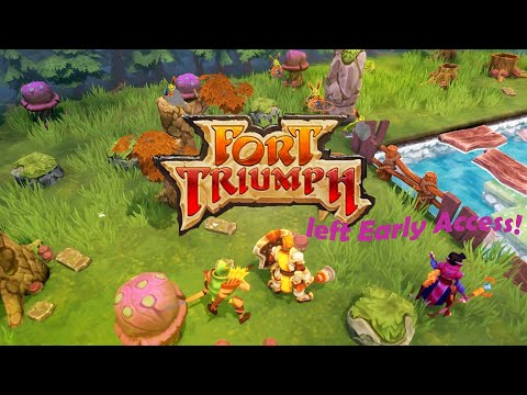 Fort Triumph - Gameplay (v 1.0) [RPG/Roguelike + Turn-Based Tactical Role-playing Game/like X-COM]