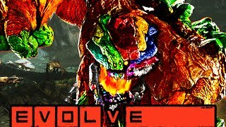 THE SHINIEST MONSTER!! Evolve Gameplay Walkthrough Stage 2 (PC 1080p 60fps)