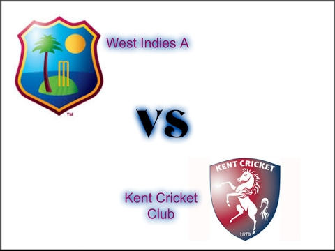 West Indies A VS Kent County Cricket Club