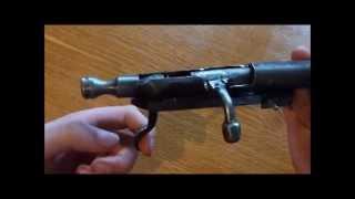 Homemade bolt action rifle, Update 1