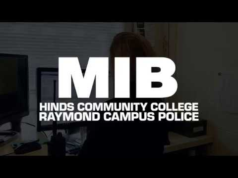 Hinds Community College Raymond Campus Police lip sync challenge