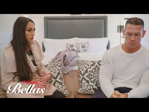 Nikki Bella finally admits to John Cena that she wants to be a mother: Total Bellas, May 27, 2018