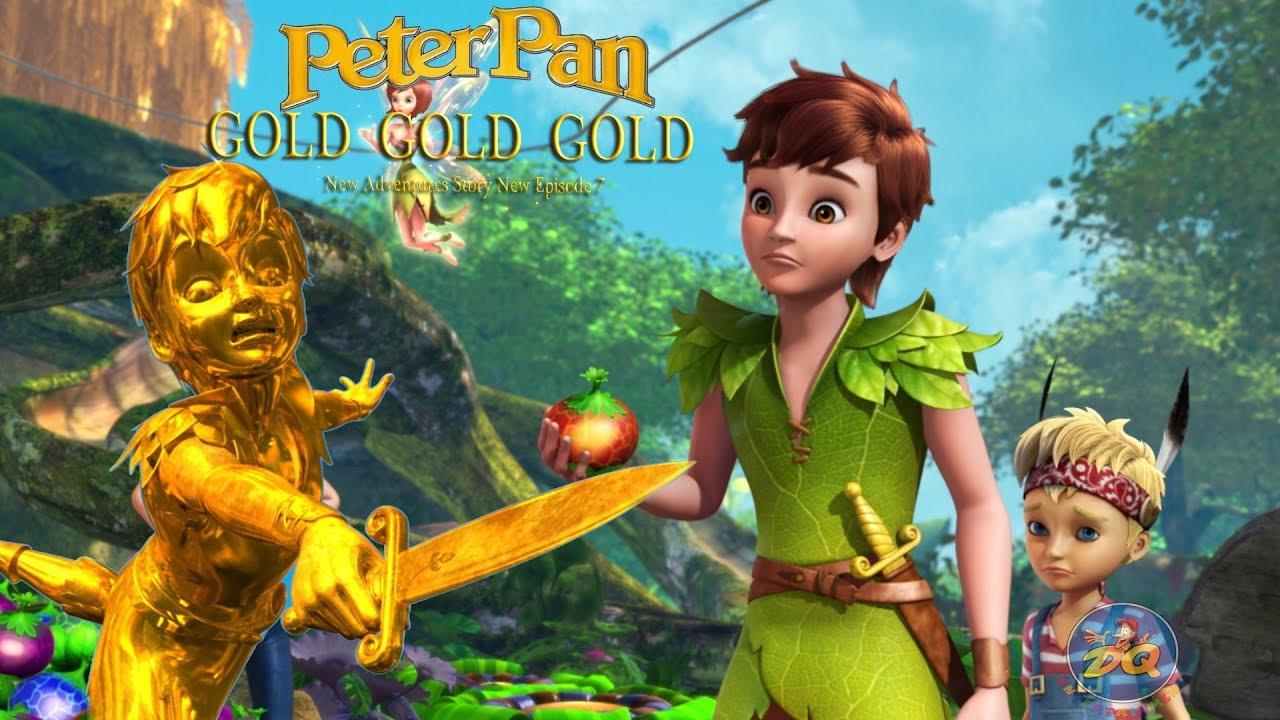 Download Peterpan Season 2 Episode 8 Gold Gold Gold   Cartoons   Movies