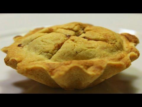 طريقة عمل تارت أو فطيرة التفاح بنكهة رائعة لخلطة الحشو و قوام هش و مقرمش للعجينة