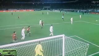 Real Madrid 4 vs Kashima 2 Gol de Gaku Shibasaki