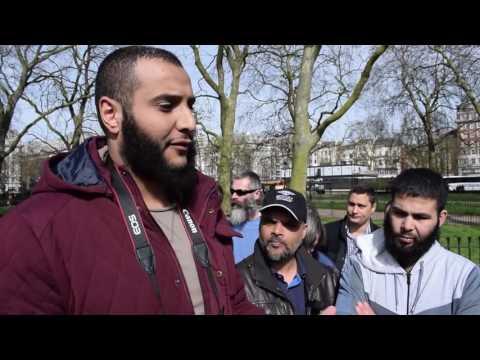 British Woman Interrogates Muslims on Terrorism!! MUST WATCH