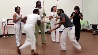 Dallas Malandros Capoeira Workshop Roda - April 7, 2013