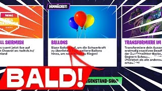 BALLONS COMING! | BATTLE PASS BUG FIXED! | Fortnite News