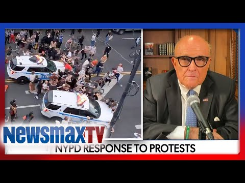 PROTESTS: Rudy Giuliani reacts to NYC riots, damage