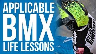 BMX LIFE LESSONS!? (BMX RACE)