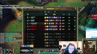 Incarnation duo Sneaky - Twisted Fate vs Talon Mid - League of Legends Gameplay