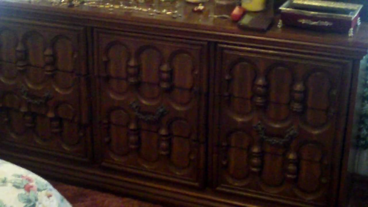 1970 S Broyhill Bedroom Furniture