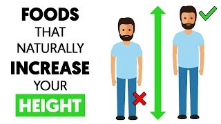How to Increase Your Height Naturally With These 5 Foods