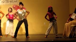 Dinka Chika - Bara mahine me bara tarike by Prarthana & friends