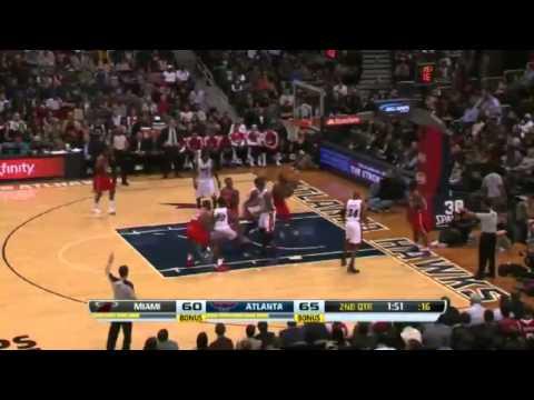 Miami Heat vs Atlanta Hawks! Full Highlights January 20, 2014 NBA 2013/14 Season