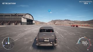 Need for Speed Payback - Drag VOLVO Amazon P130 Abandoned Car - Location and Customization