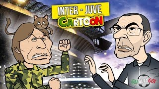 AUTOGOL CARTOON - Inter Juve