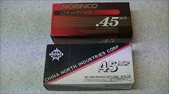 Norinco .45ACP Ammo