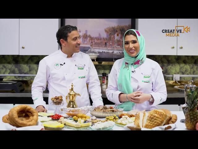 حلقة ليلة العيد - Suade Chef - منزلة اللحم بالطحينة و الدبيازة