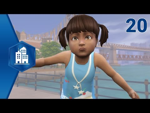 The Sims 4 City Living - Part 20 (Finale)