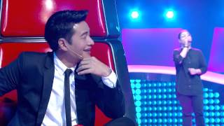 The Voice Thailand - นาถ - ใครสักคน - 28 Sep 2014