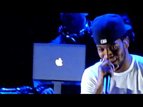 Kid Cudi - Up Up & Away (The Wake & Bake Song) @ Club Nokia HQ