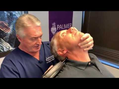Houston Chiro Dr Greg Johnson Delivers Most Powerful Chiropractic Adjustment Ring Dinger®