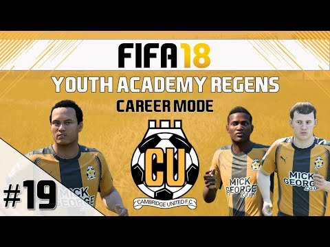 FIFA 18 - Career Mode Youth Academy Regens - EP19 - 2 Big Signings