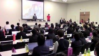 全国高校生未来会議(岡田代表) 2016年3月24日