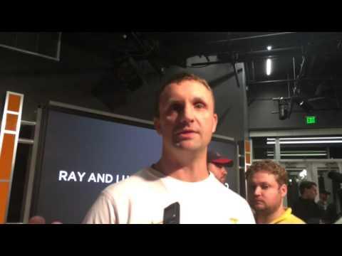 Mark Elder discusses Evan Berry, Tennessee