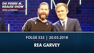 Die Pierre M. Krause Show vom 20.03.2018 mit Rea Garvey