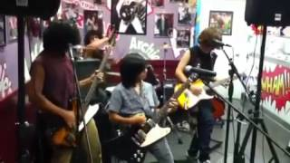 "Four Times Charm perform ""Holiday"" by Green Day at Archie's Ice Cream in Tustin,Ca - 8/15/13 Thumbnail"