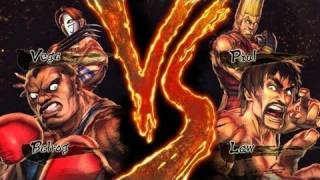 Street Fighter X Tekken - New Warriors Trailer