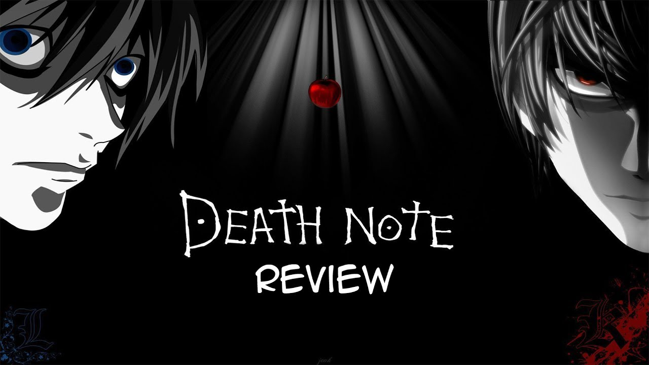 Review/Crítica Death Note (2006) - YouTube